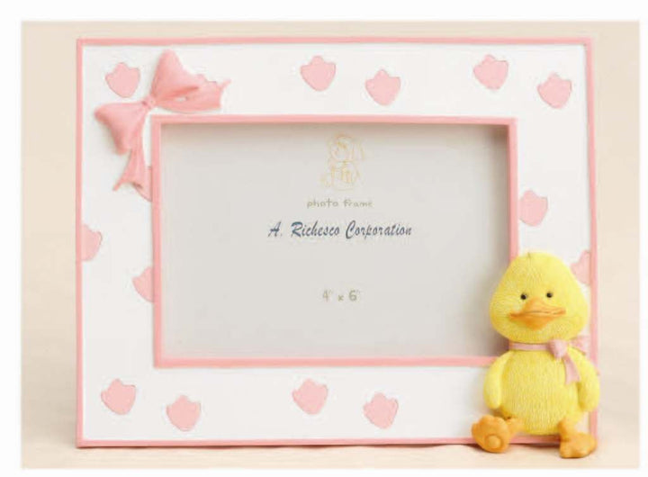 Pink Duck Photo Frame 4