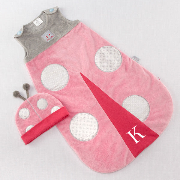 Snug as a Bug Ladyybug Snuggle Sack
