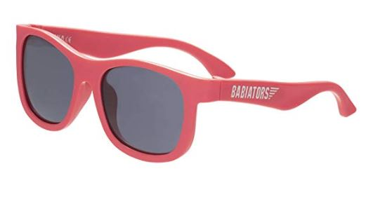 Babiators - Rockin Red Navigator- 0-2 yrs