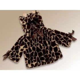 Giraffe Couture Coat-(Size 6-12M)