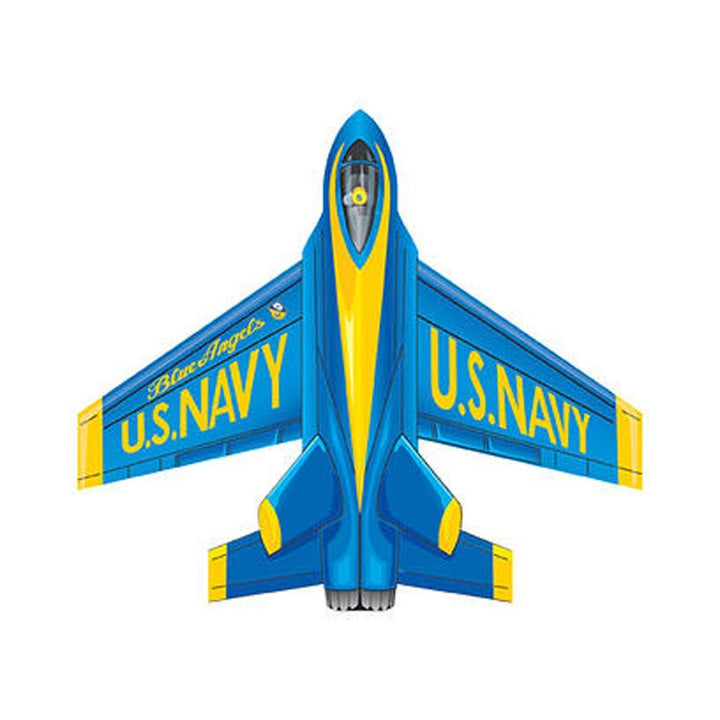 Microkite Blue Angels Jet