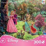 300 Piece Oversized Thomas Kinkade Disney Princess Puzzle-Cinderella