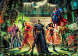 1000pc Thomas Kincade Justice League Puzzle