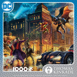 1000pc Thomas Kincade Batman Puzzle
