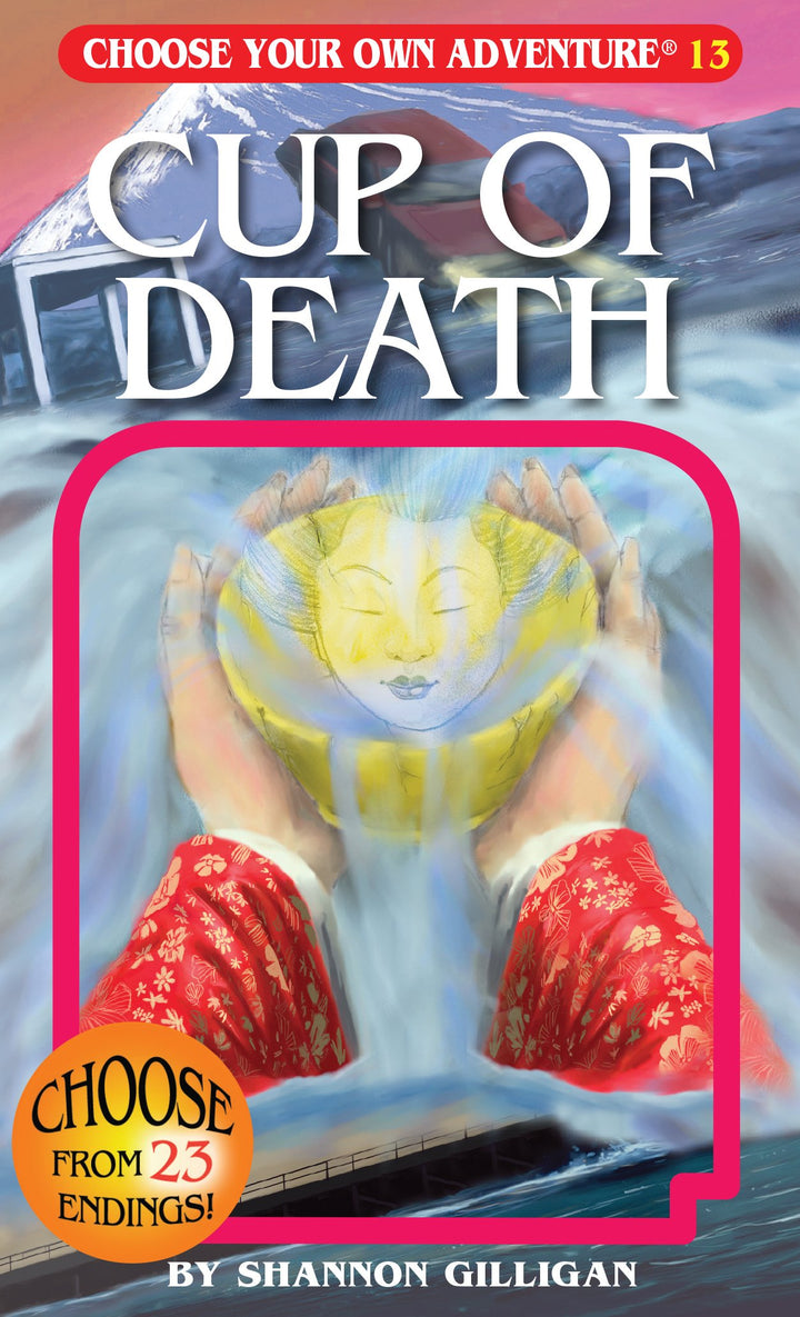 Choose Your Own Adventure Book-Cup of Death #13