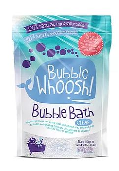 Bubble Whoosh Bubble Bath Powder- Clear