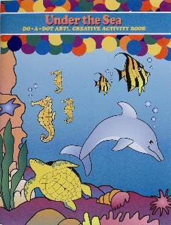 Under the Sea Creativity and Activity Book
