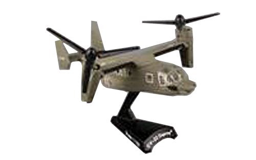 Postage Stamp USAF V-22 Osprey Die Cast Model