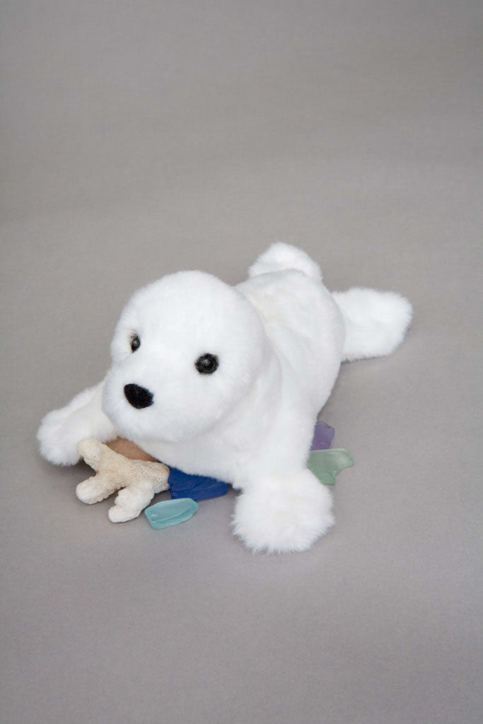 Snowflake the White Seal
