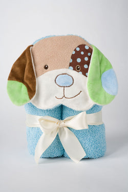 Blue Dog Towel