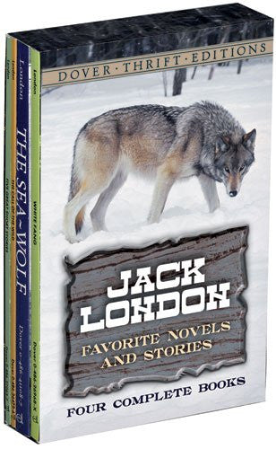 Favorite Stories and Novels by Jack London
