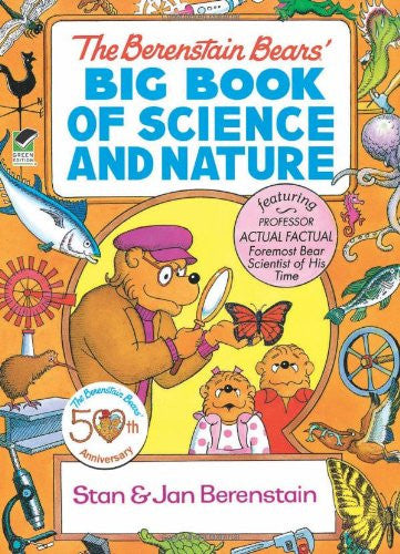 Berenstein Bears Big Book of Science