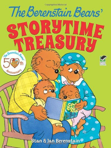 Berenstein Bears Storytime Treasures