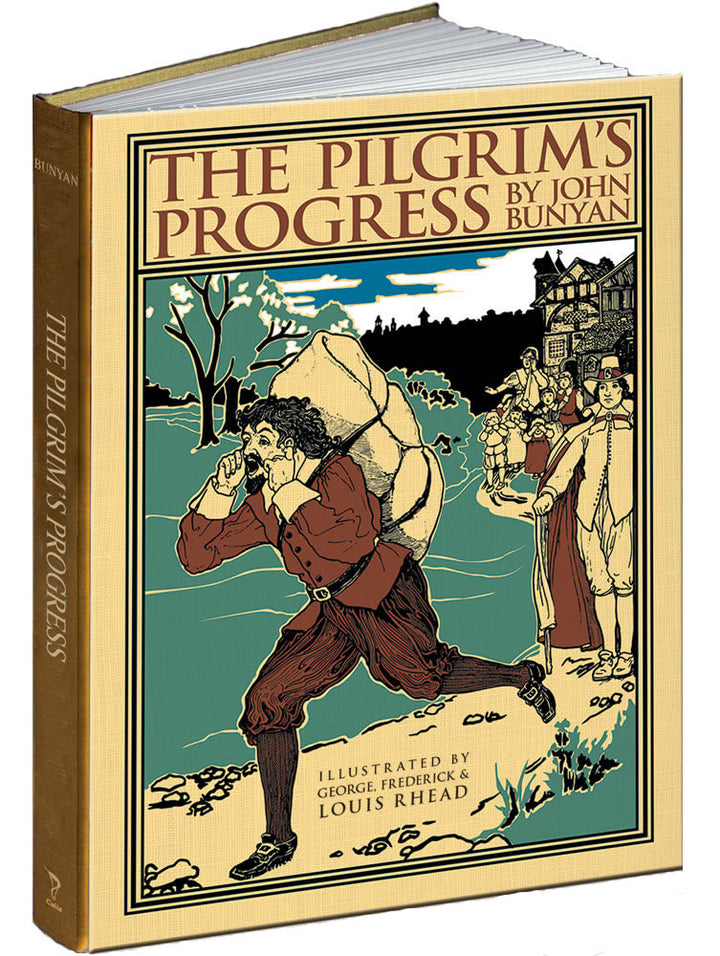 The Pilgram's Progress by Frederick Rhead, John Bunyan, Louis Rhead, George Rhead; Hardcover