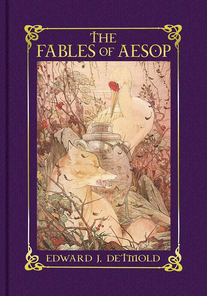 The Fables of Aesop by Edward J Detmold