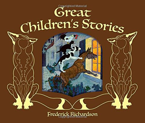 Great Children's Stories (Calla Editions) Hardcover – April 20, 2016