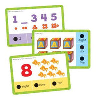 Hot Dots Jr. Cards -  Numbers & Counting