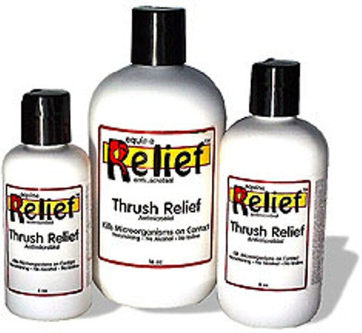 Thrush Relief Gel 16oz