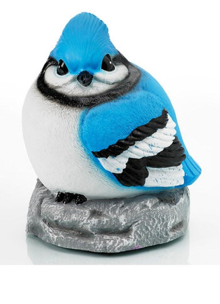 Audubon Glow Anywhere LED Blue Jay Statue/ Night Light