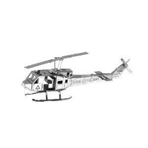 Metal Marvels - Huey Helicopter 3D Laser Cut Model