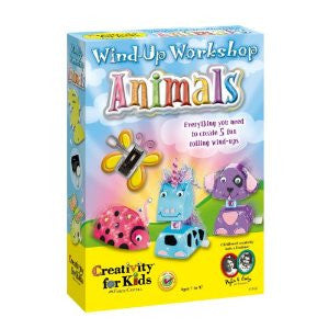 Wind Up Workshop Animals