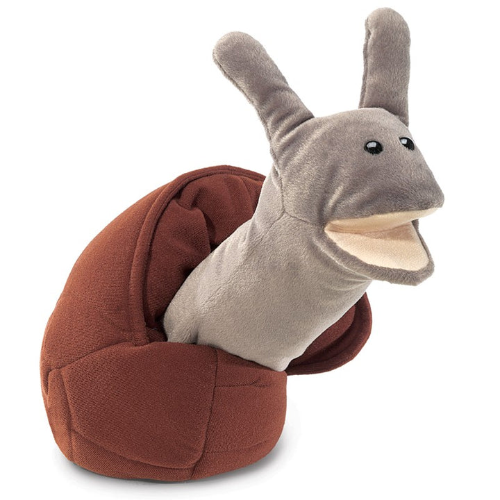Folkmanis Snail Hand Puppet