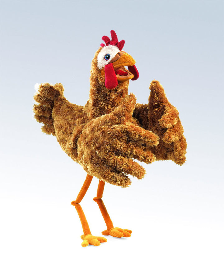Folkmanis Chicken Puppet