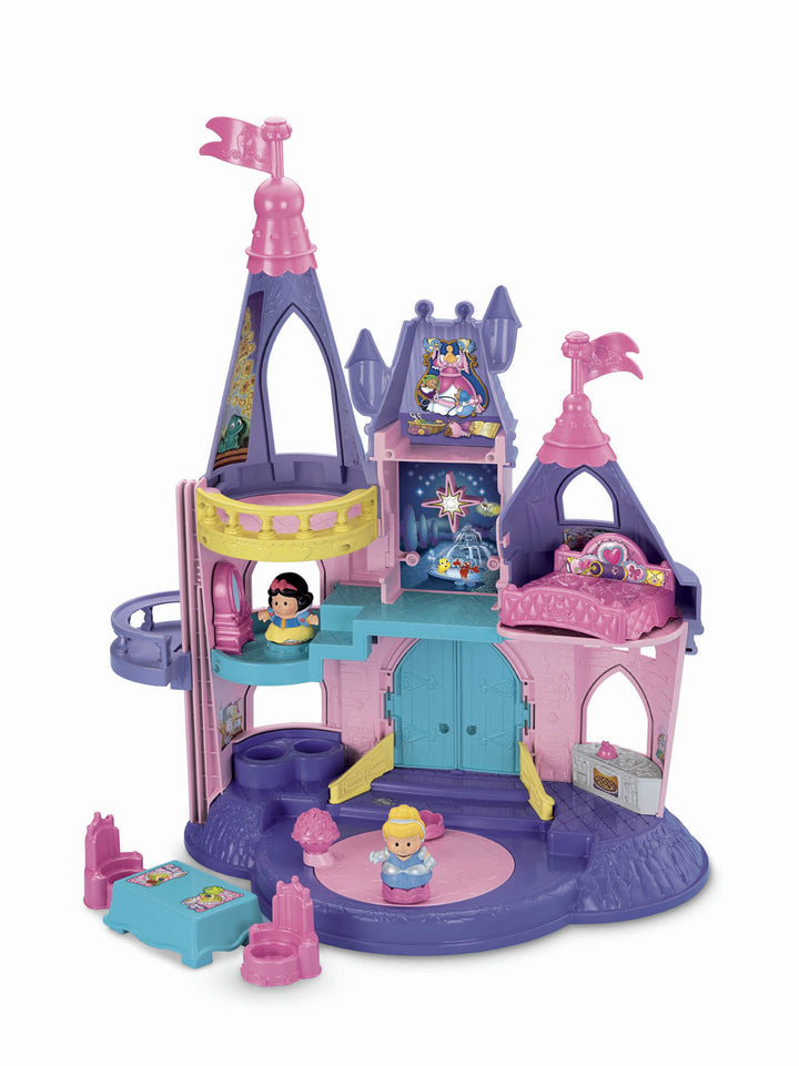 Little People Disney Princess Songs Palace