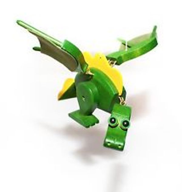Wupper Airlines Small Green Dragon - Freedom Day Sales