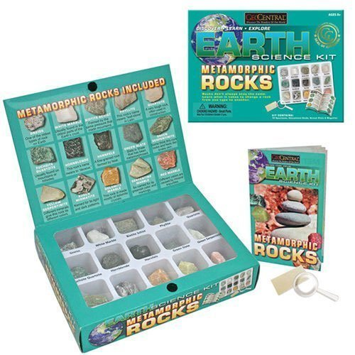 Earth Science Kit- Matamorphic Rocks