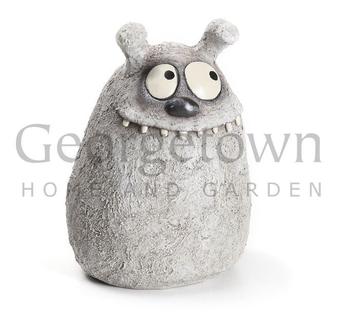 Blob House Hunk Dog Garden Sculpture