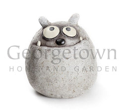 Blob House Killer the Cat Garden Sculpture