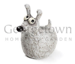 Blob House Barney the Dog Garden Planter
