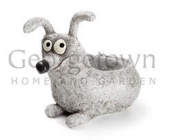 Blob House Arlo the Dog Garden Planter