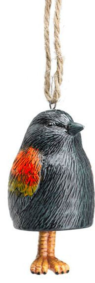 Georgetown Red Winged Black Bird Bell