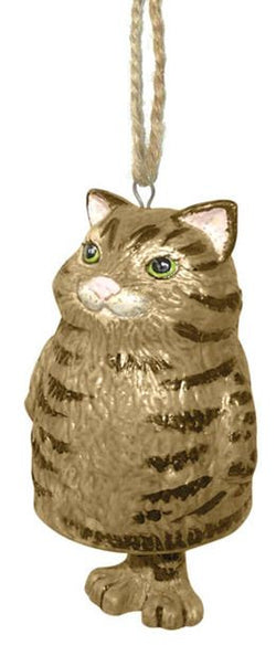 Georgetown Brown Tabby Bell