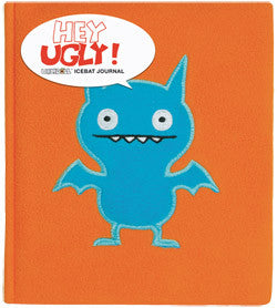 Hey Ugly! Uglydoll  Ice Bat Journal(diary)