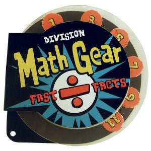 Math Gear: Fast Facts - Division