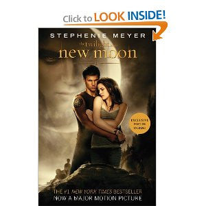 New Moon (Twilight Saga, Book 2)