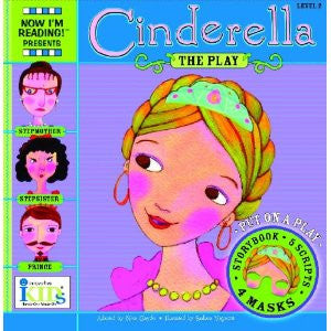 NIR! Plays: Cinderella - Level 2 (Now I'm Reading! Plays) [