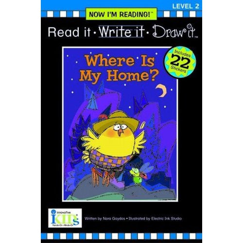 Now Im Reading - Level 2 - Where Is My Home