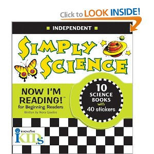 Now I'm Reading!: Simply Science - Independent