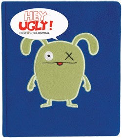 Hey Ugly! OX Journal (diary)