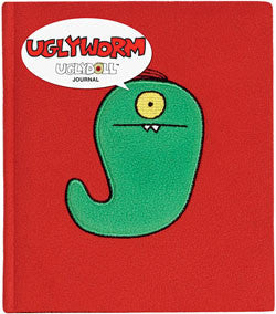 Hey Ugly! Uglydoll Uglyworm Journal(diary)