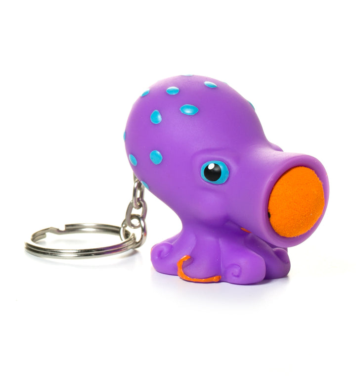 Hogwild Keychain Poppers Series 2-Octopus
