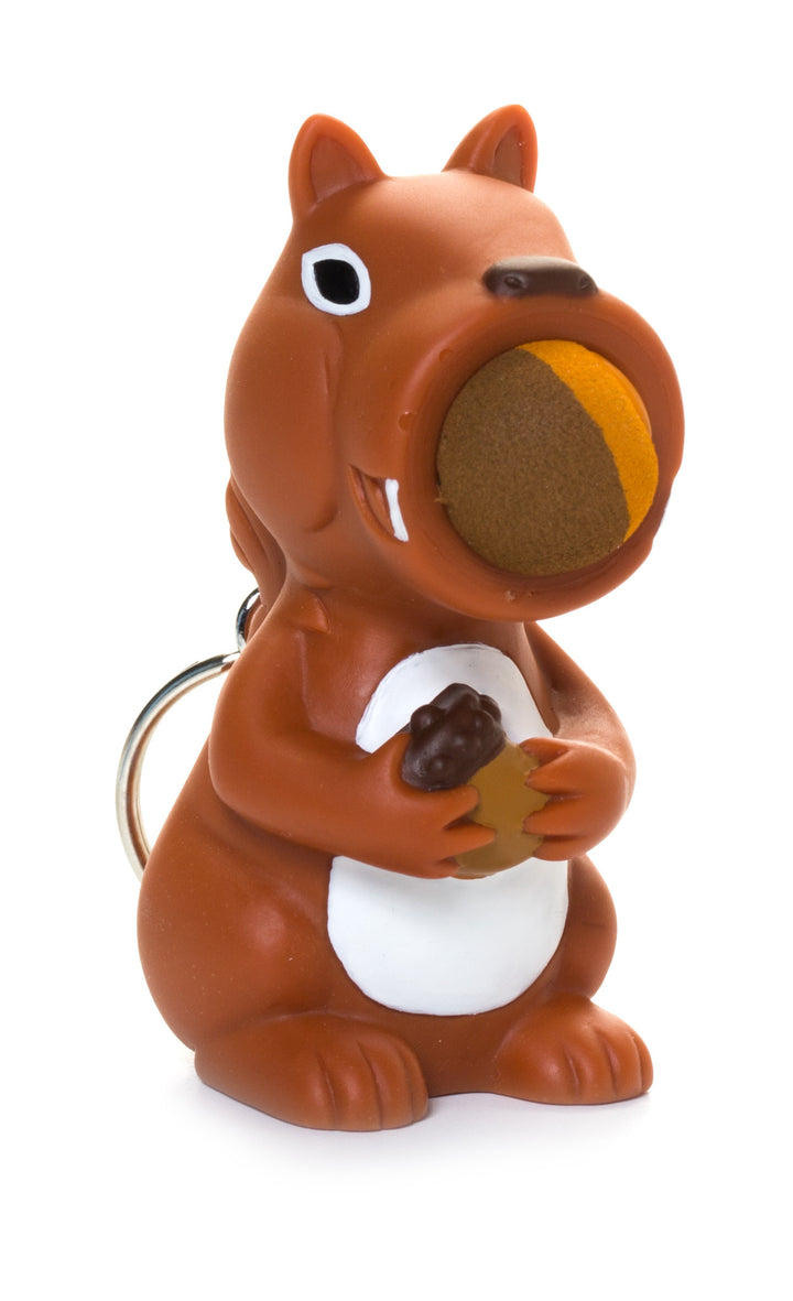 Hogwild Keychain Poppers Series 2-Squirrel