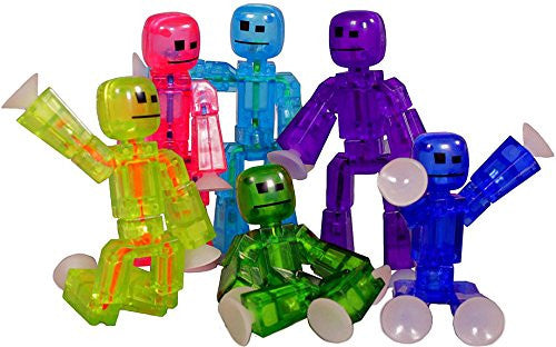 Stick Bots Set of 6