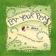 Eat Your Peas for Sons Book