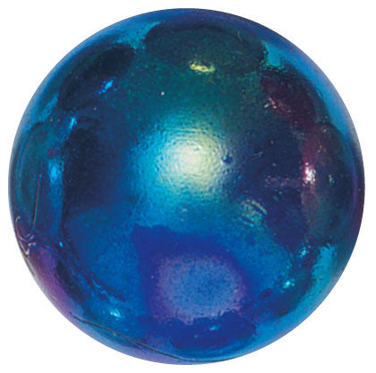 35MM Giant Luster Blue Marble