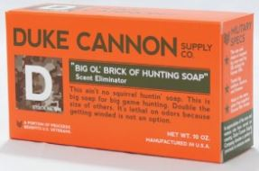 Big Ol Brick of Hunting Soap, 10oz Bar